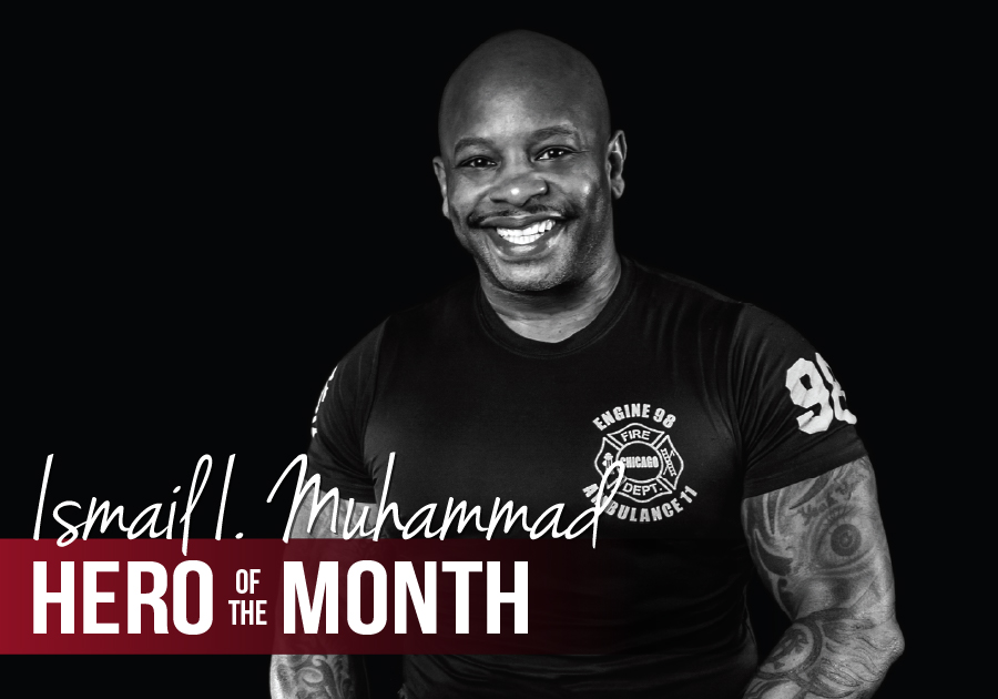 Hero of the Month